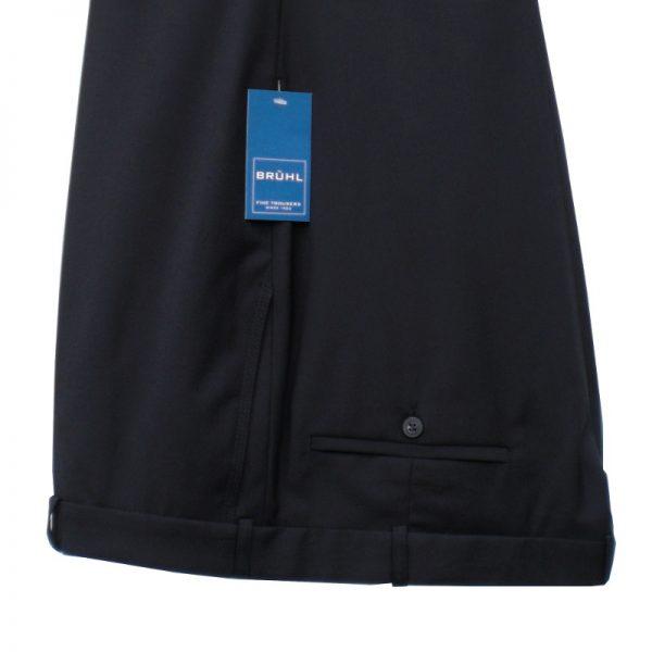 Bruhl Lightweight Trousers Navy