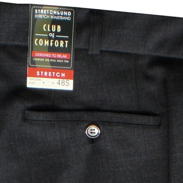 Club of Comfort Lightweight Trousers Navy