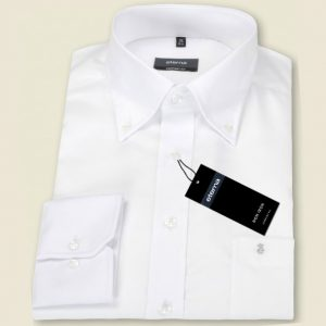 Oxford Classic Fit Shirt White Long Sleeve