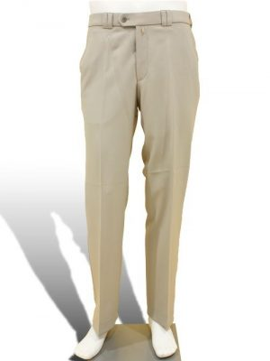 Fine Tropical Trouser Beige