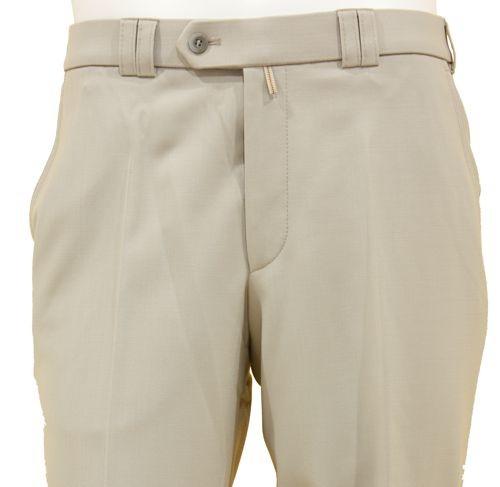 Fine Tropical Trouser Beige