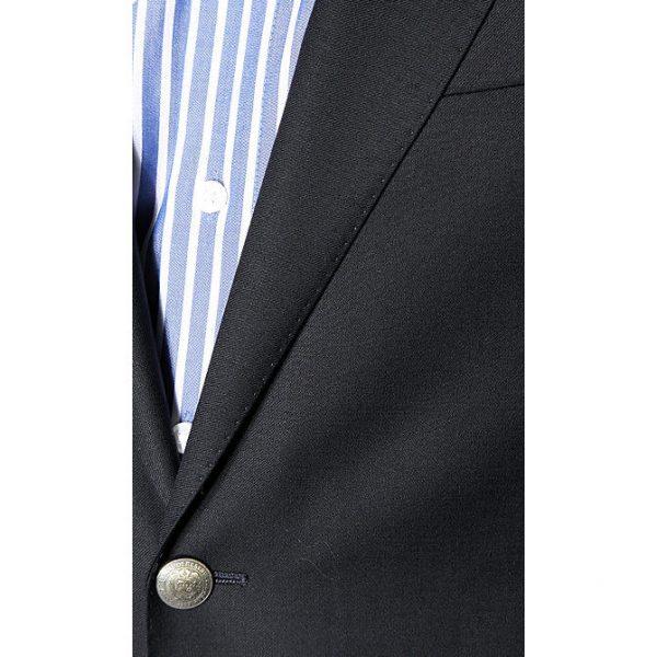Digel Super 120's Pure Wool Blazer Dark Navy