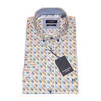 Regular and Big Size Casual Short Sleeve Shirts